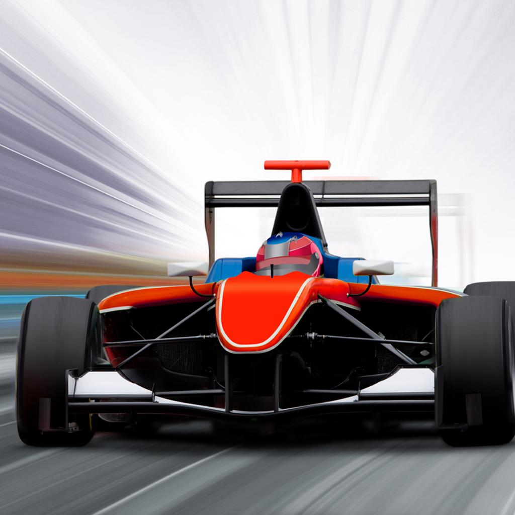 Adrenaline Rush Racing - Cool Formula Driving Game