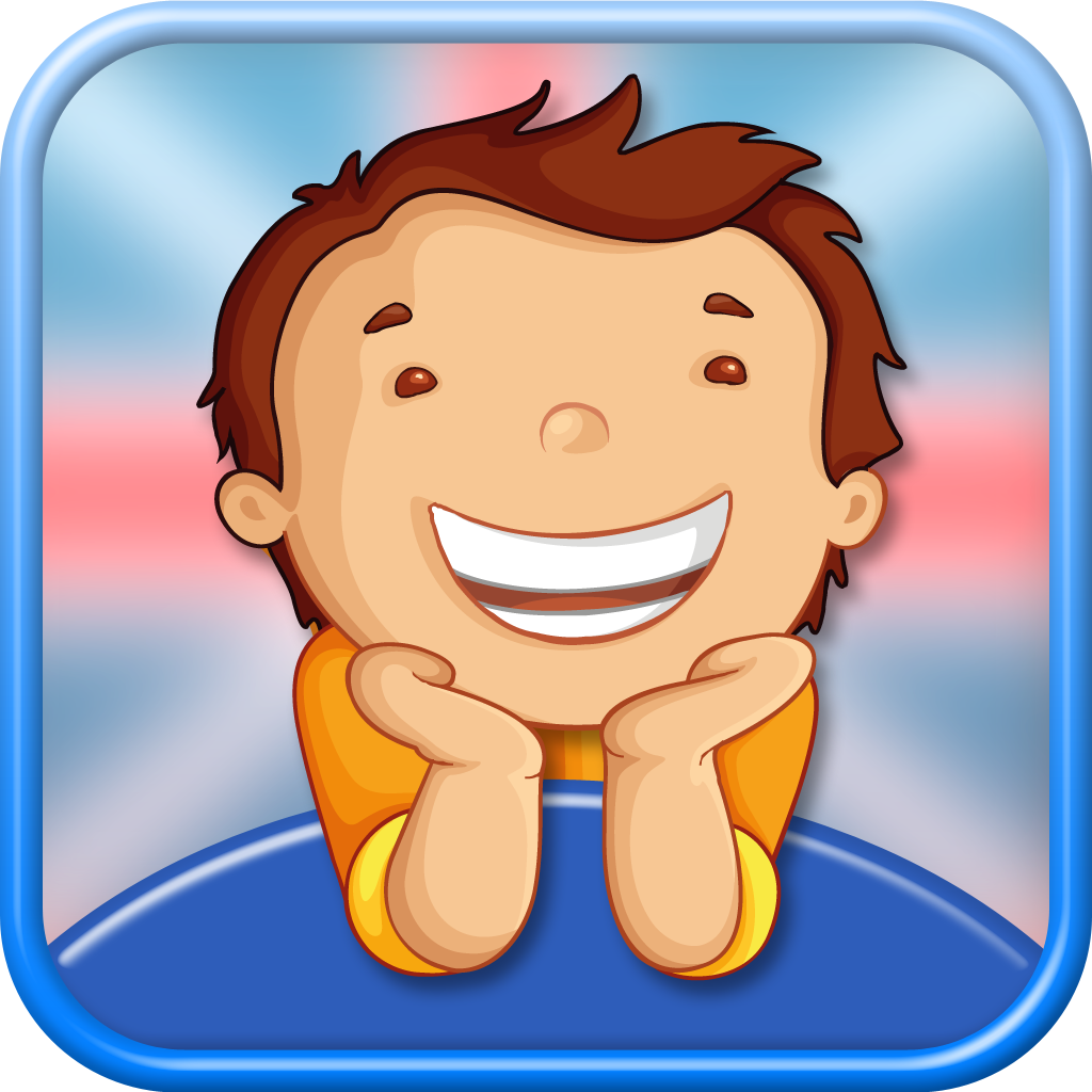 MY WORDS BRITISH ENGLISH: reading game for kids. Great app for toddlers and preschoolers. Engaging activities to help children learn to read. Boosting speech and language development. Learn and have fun with Kiddy Words!